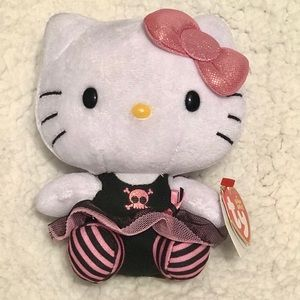 NWT Hello Kitty Collection by Ty, inc. Lot of 4
